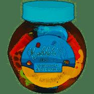 Borracha Mini Bubble Tilibra Pote