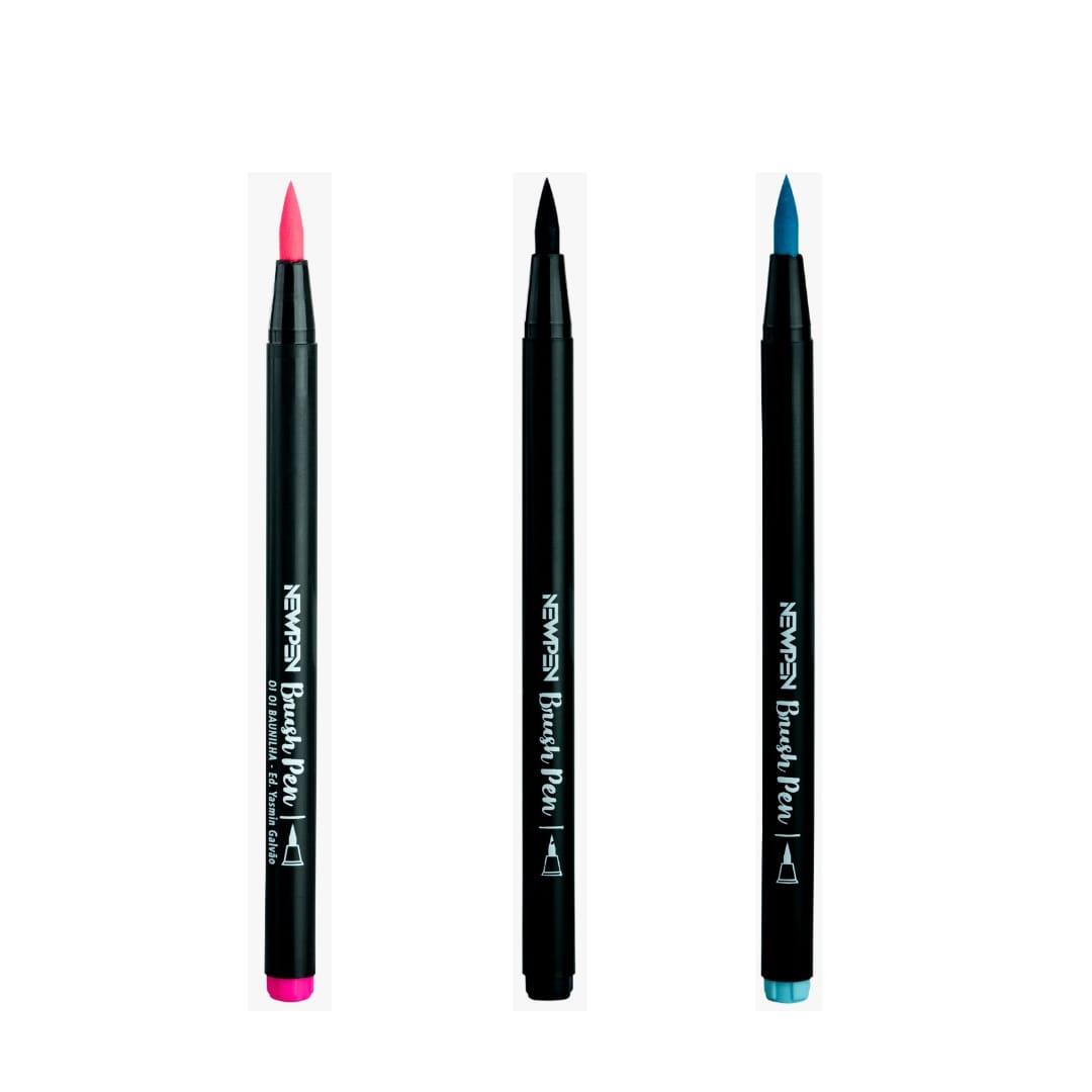 Brush Pen - Unidades -  Newpen