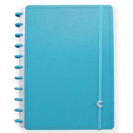 Caderno All Blue Grande - Caderno Inteligente