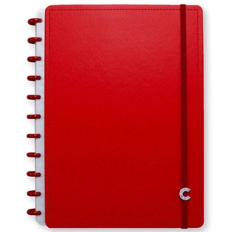 Caderno All Red - Caderno Inteligente