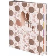 Caderno Argolado Colegial DAC - Minnie