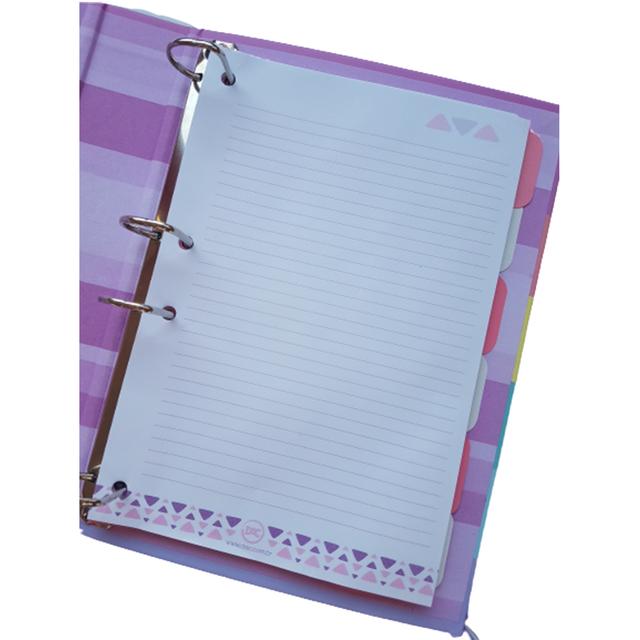 Caderno Argolado Enjoy Colegial - DAC