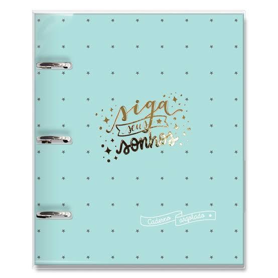 Caderno Argolado - Fina Ideia