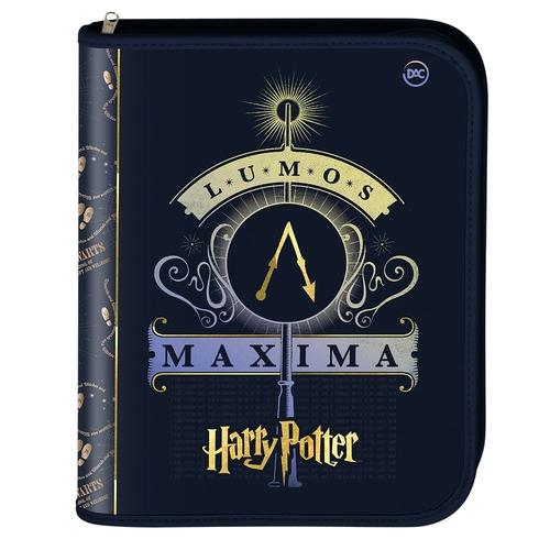 Caderno Argolado Universitário Dac - Harry Potter