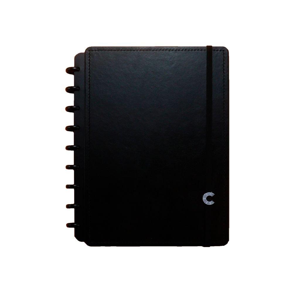 Caderno Basic Black - Caderno Inteligente