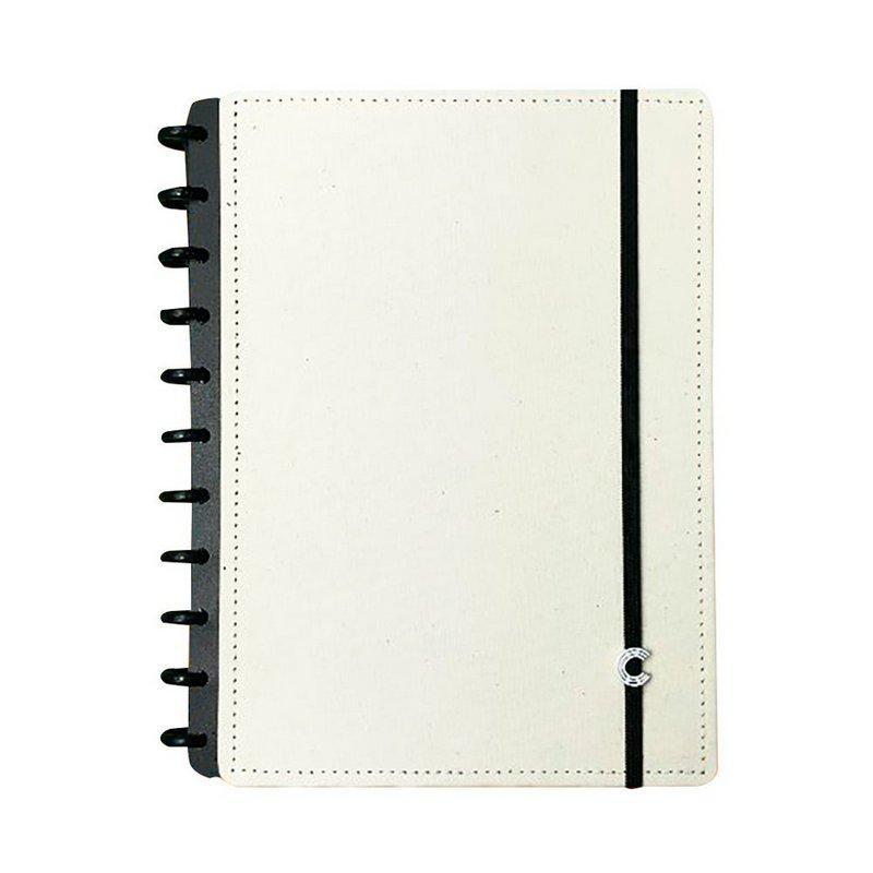 Caderno Canvas Grande - Caderno Inteligente