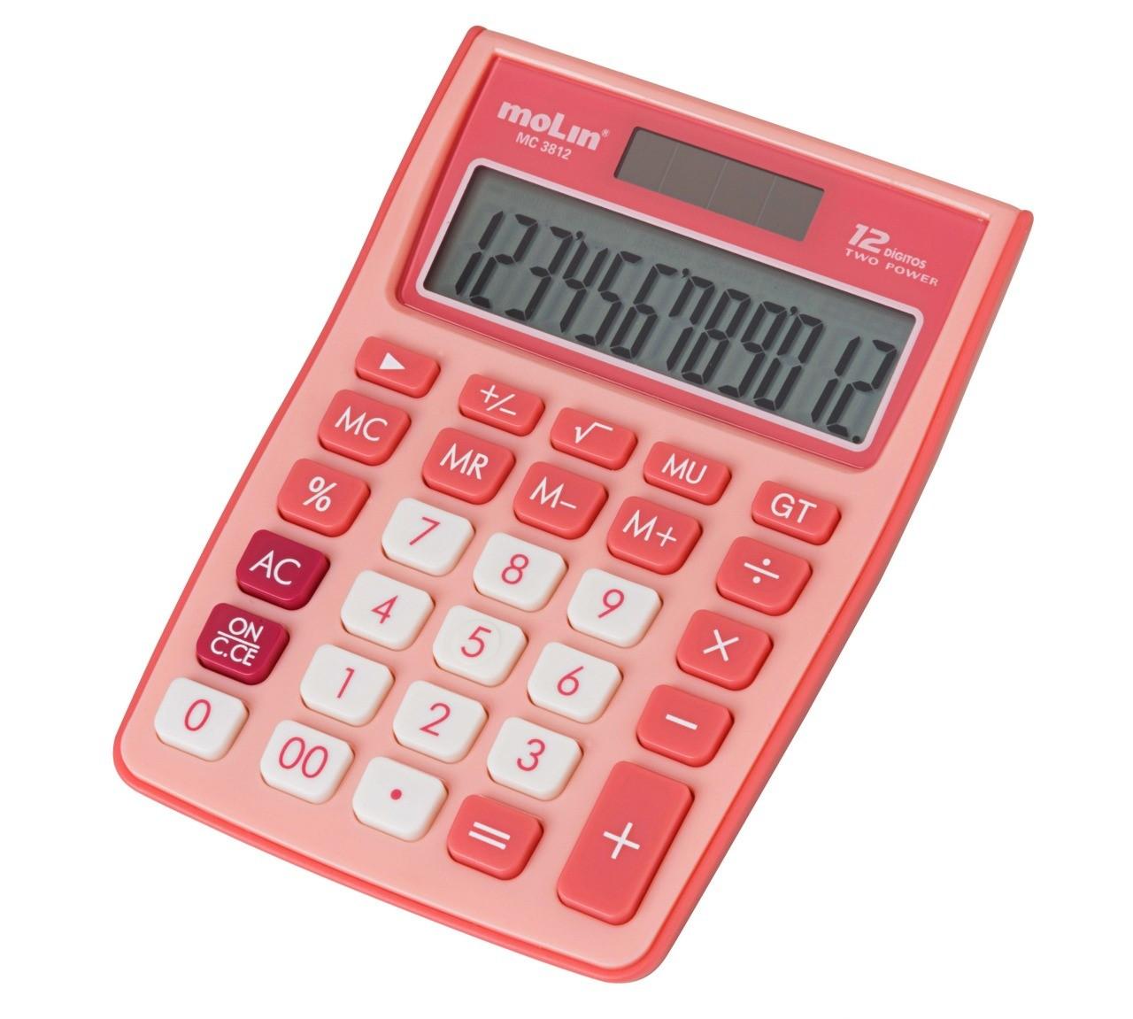 Calculadora de Mesa - Molin