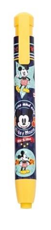 Caneta Borracha Mickey - Molin