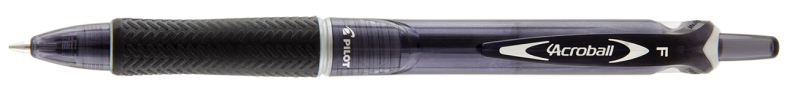 Caneta Esferográfica Acroball Preta 0.7 - PILOT