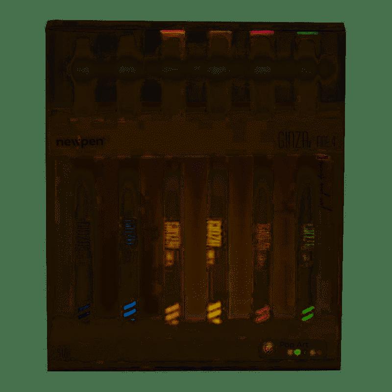 Caneta Ginza Fineliner 0.4 - 06 un - Newpen