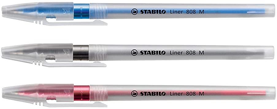 Caneta Liner - Stabilo