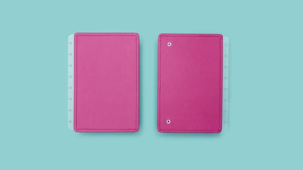 Capa e Contracapa A5 - Caderno Inteligente