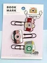 Clips Máquina Fotográfica