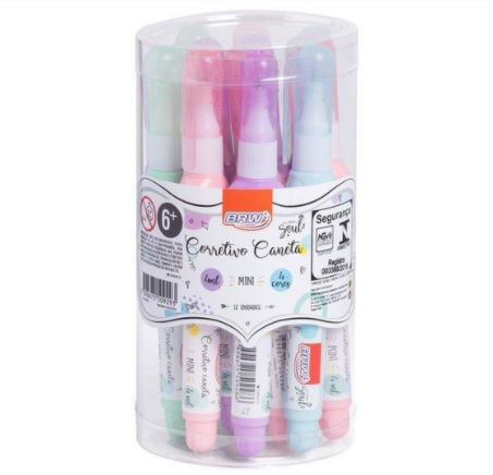 Corretivo Caneta Soul Mini 4ml - BRW