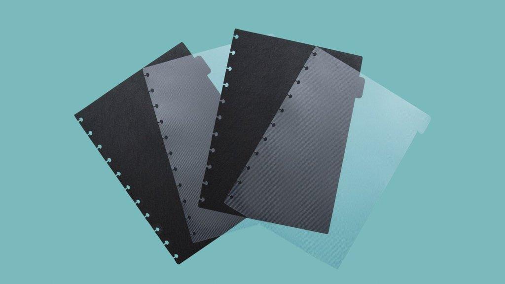 Divisórias Básicas Para caderno Inteligente