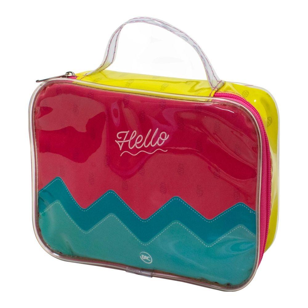 Estojo Multiuso Box Dac - Hello