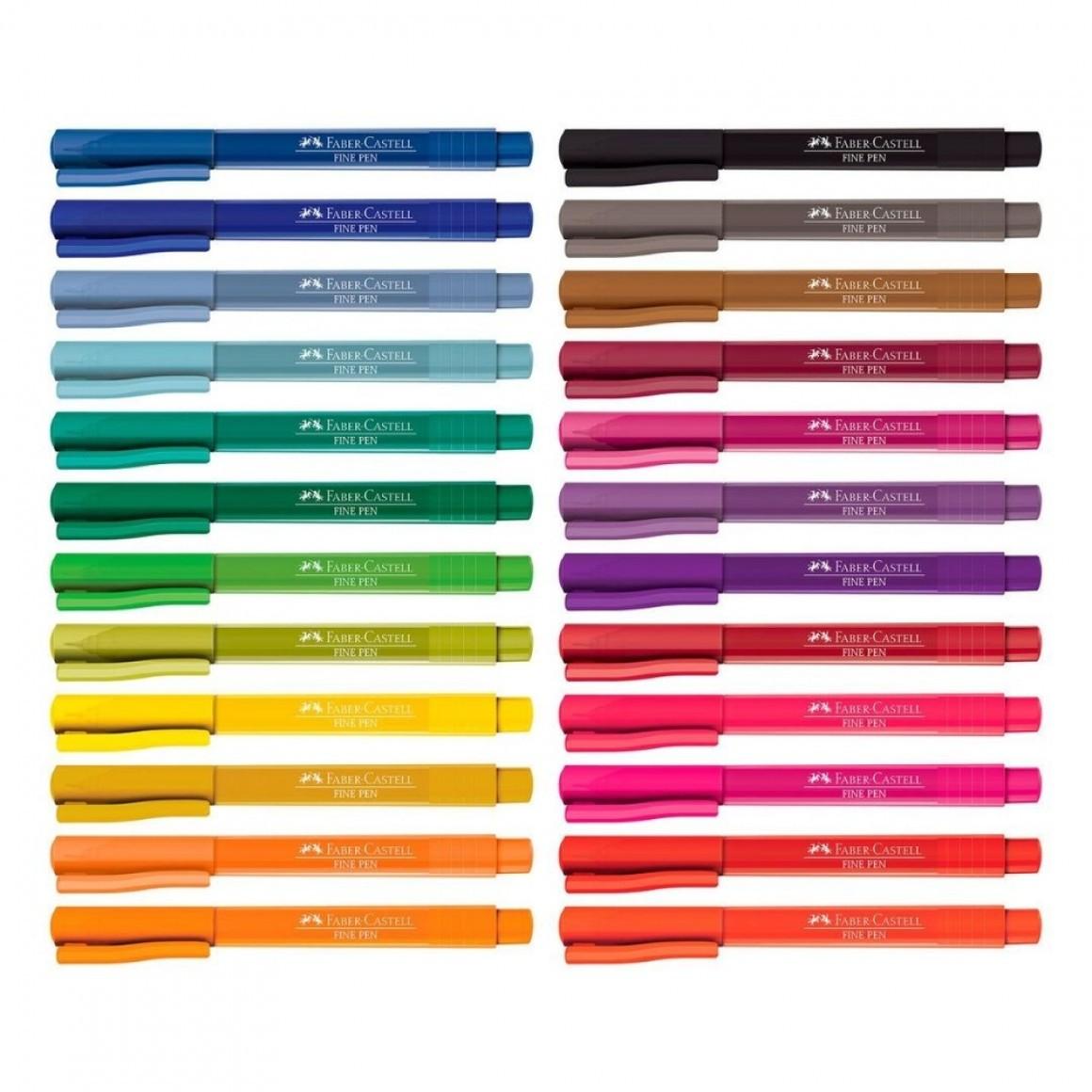 Fine Pen Colors - Faber-Castell