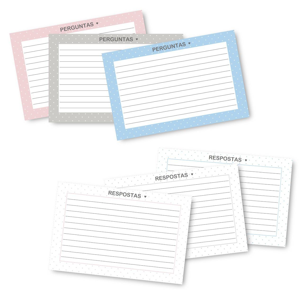 Flash Cards para estudo - Evertop