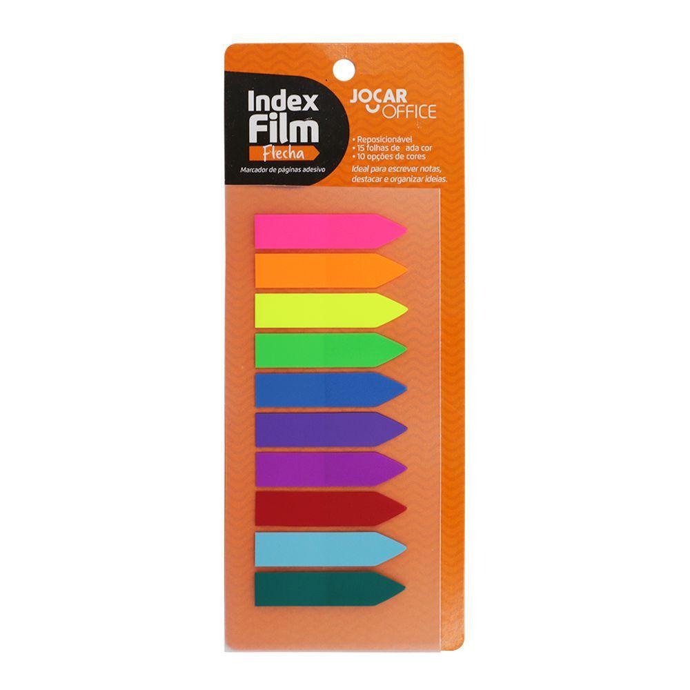 Index Film Flecha Jocar Office 10 Cores