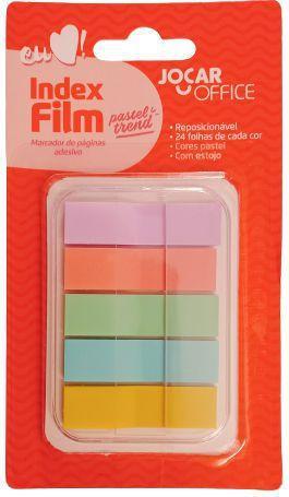 Index Film Jocar Office Pastel Trend c/ 05 Cores