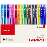 Kit Caneta Newpen Sensations - 1.0mm