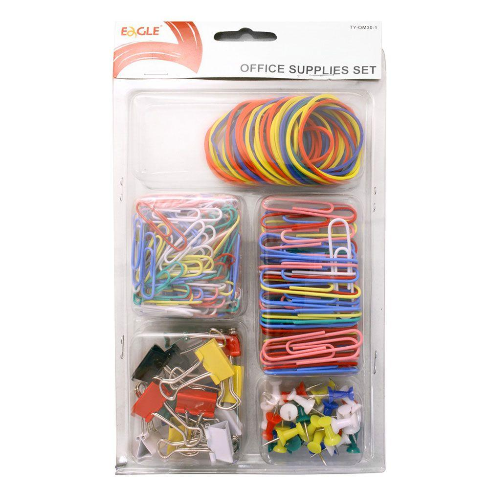 Kit Office Supplies Set  - Eagle