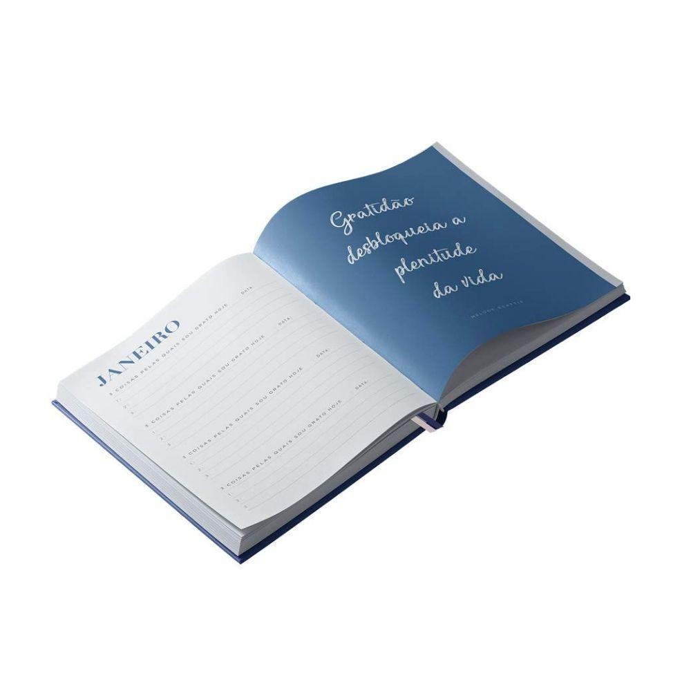 Livro de Anotações Gratidão - DAC