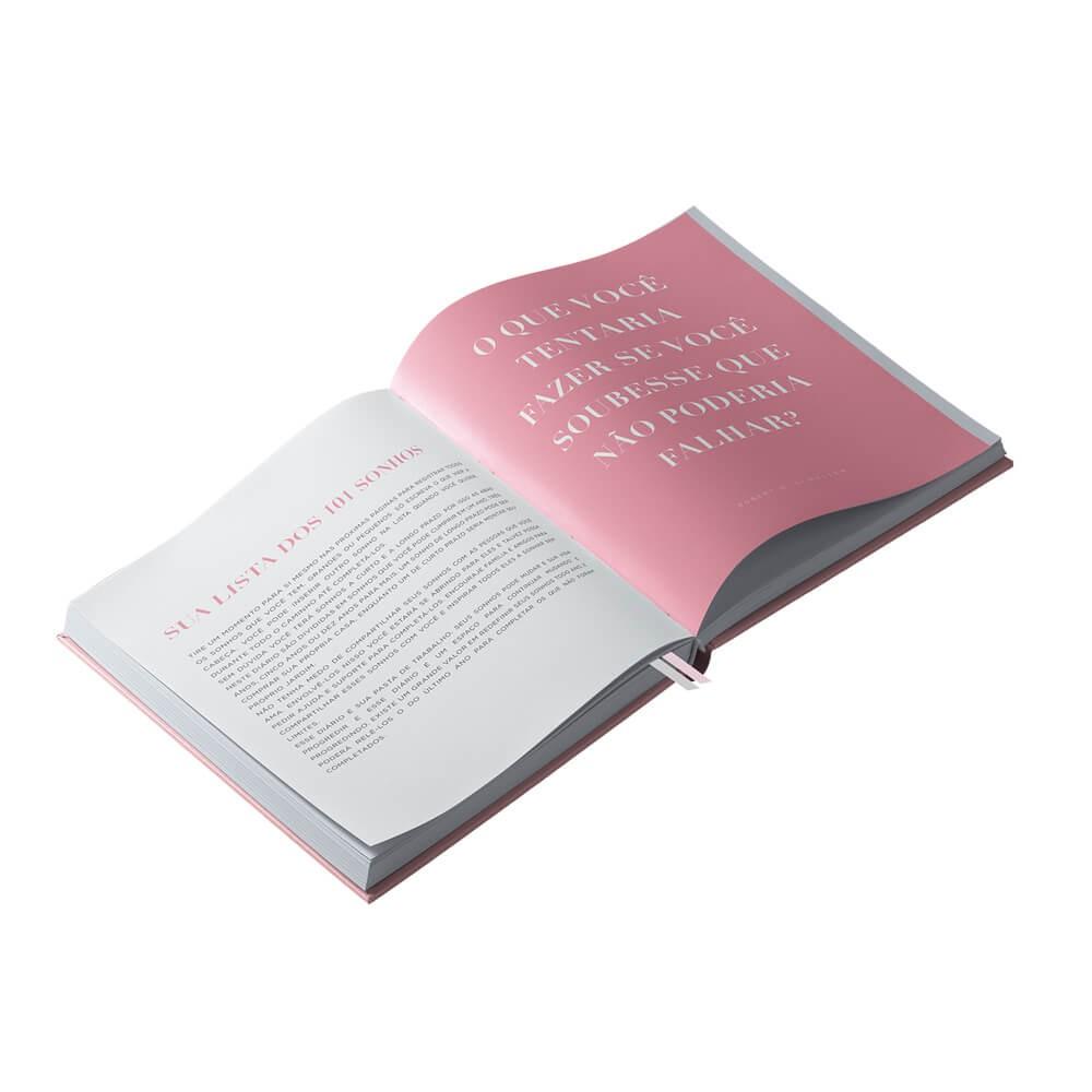 Livro de Anotações Sonhos - DAC