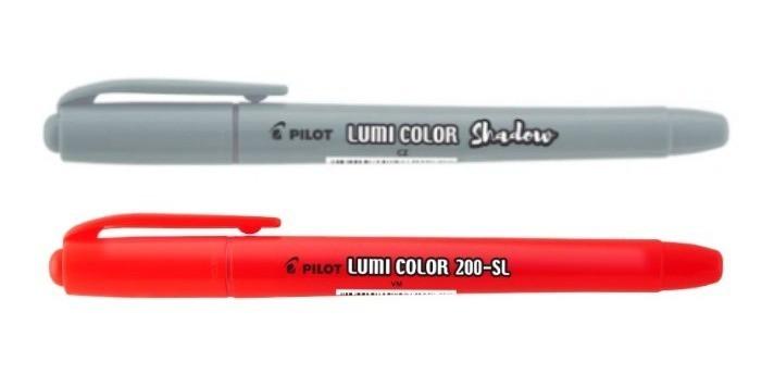 Marca Texto Lumi Color - PILOT
