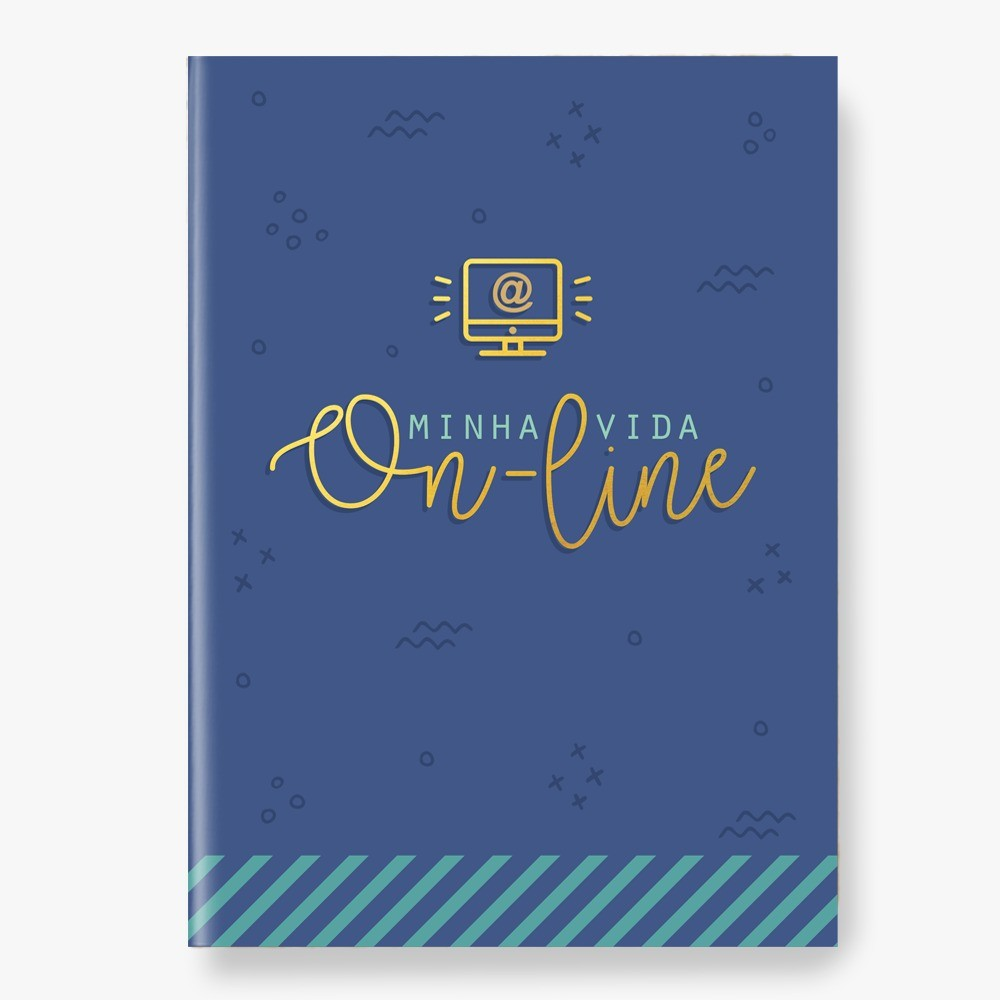 Planner Minha Vida Online - Cartões Gigantes