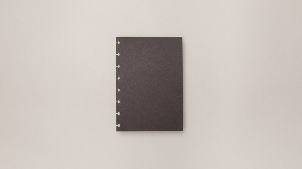 Refil Black - Caderno Inteligente