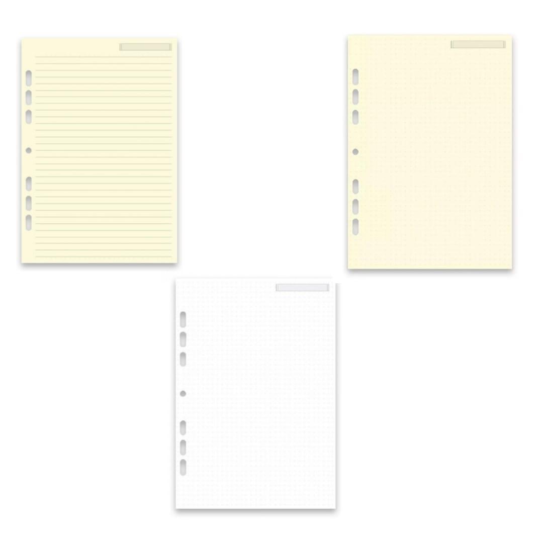 Refil Caderno Ultra - Ótima