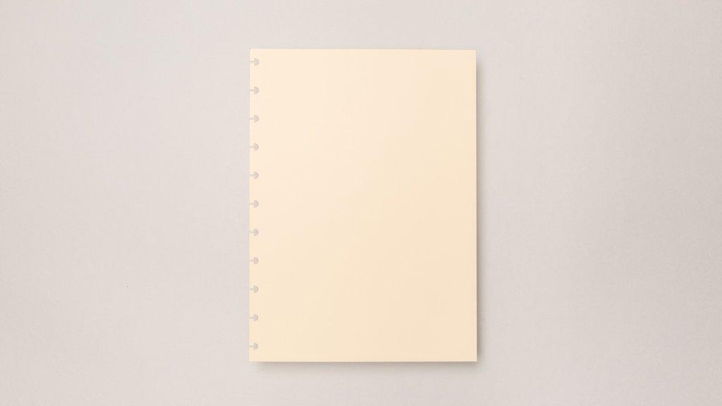 Refil Vergê 180g - Caderno Inteligente