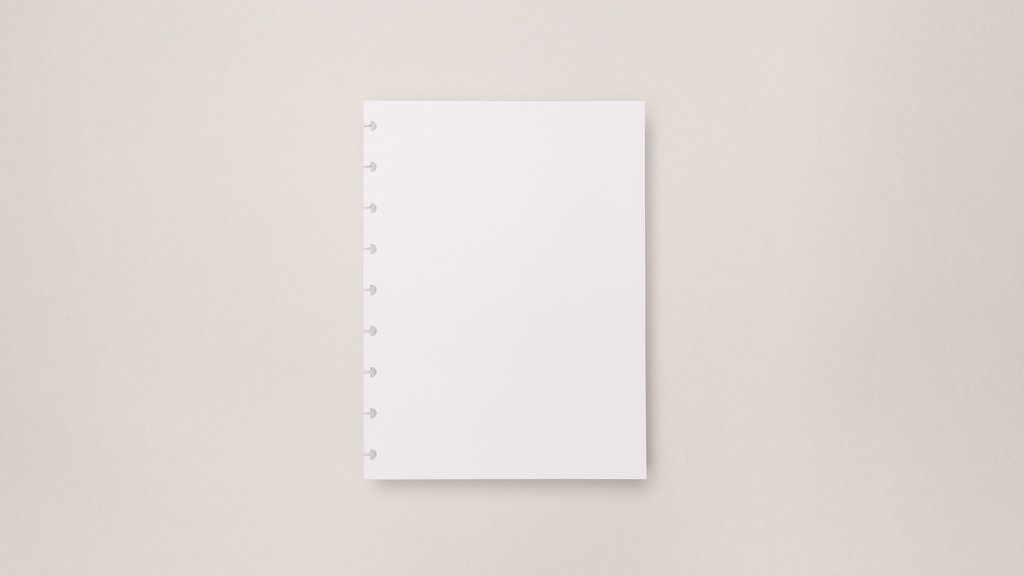 Refil Liso 90 - Caderno Inteligente