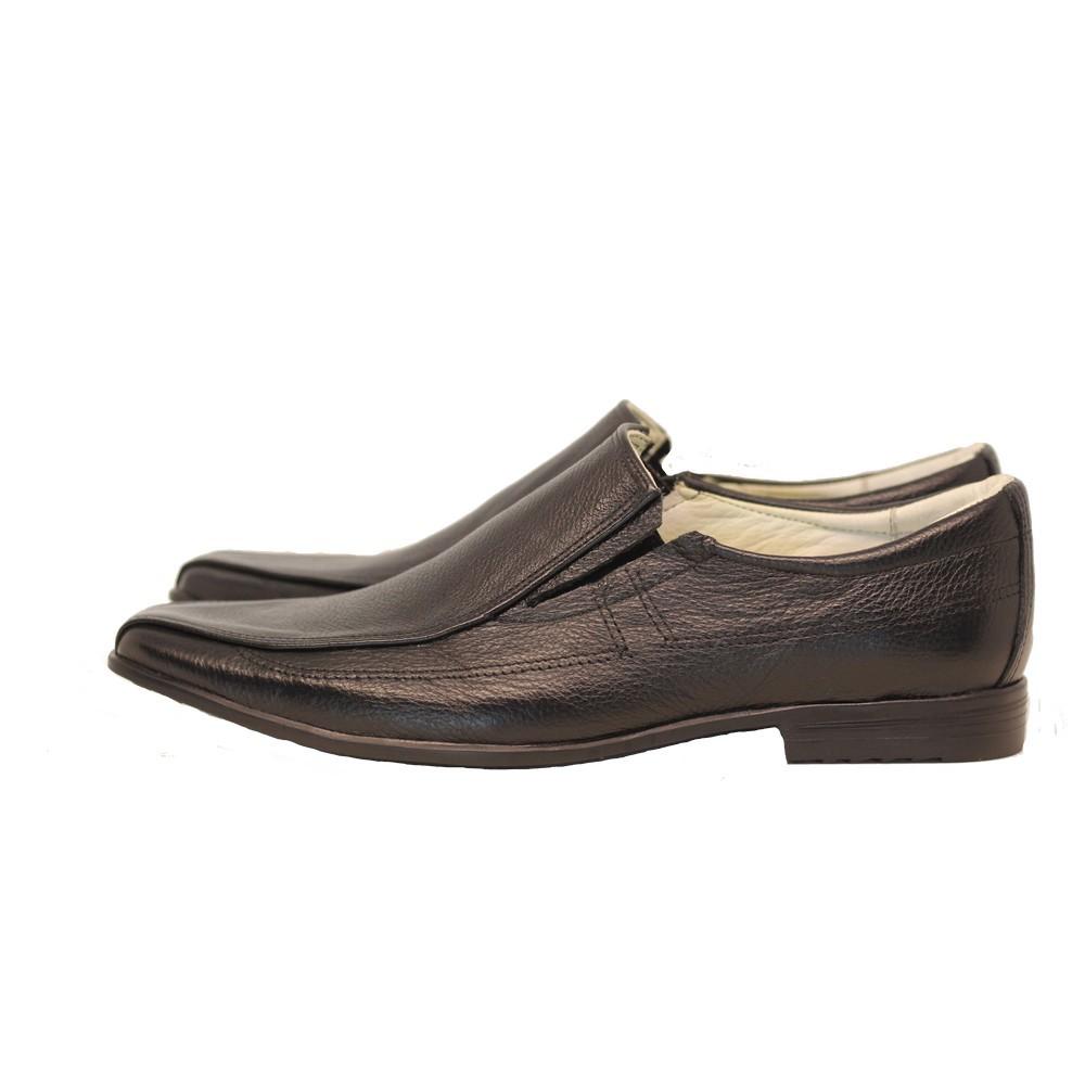 Sapato Social  Couro Legítimo preto