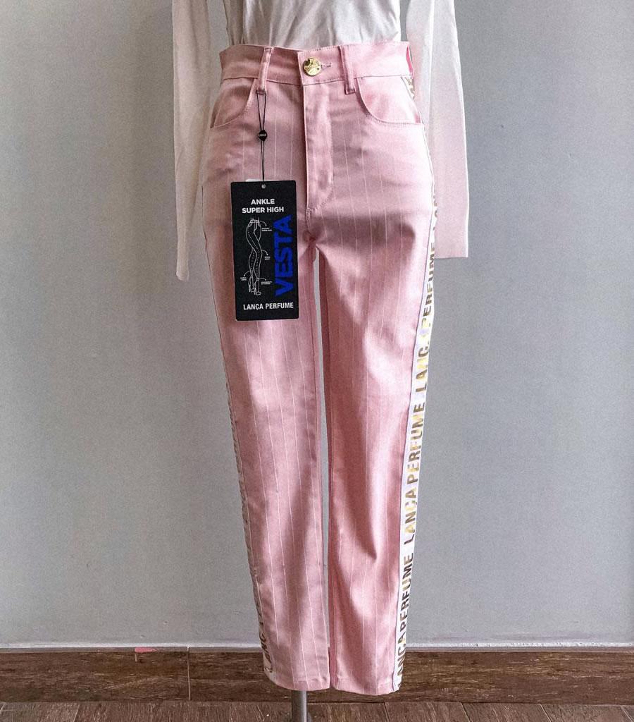 Calça rosa Lança Perfume