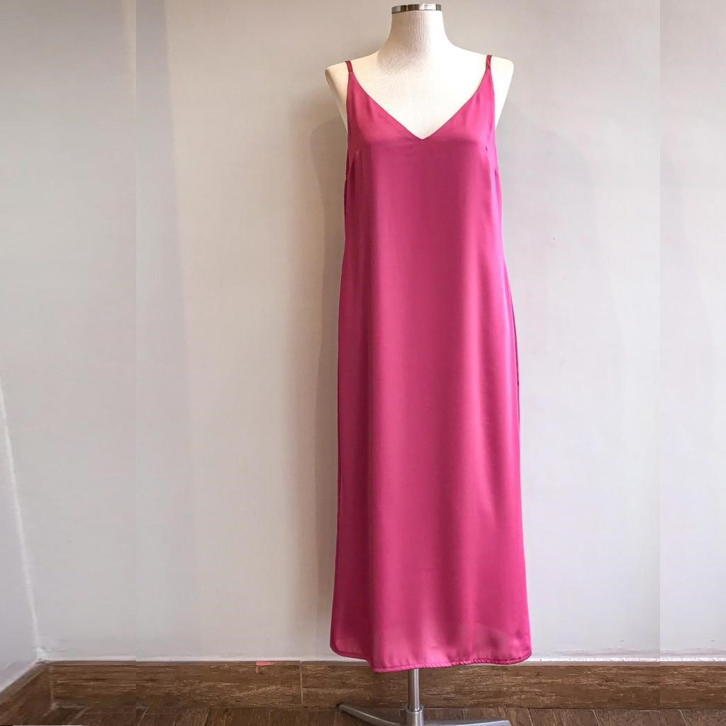 Slip Dress Rose 5 Marias