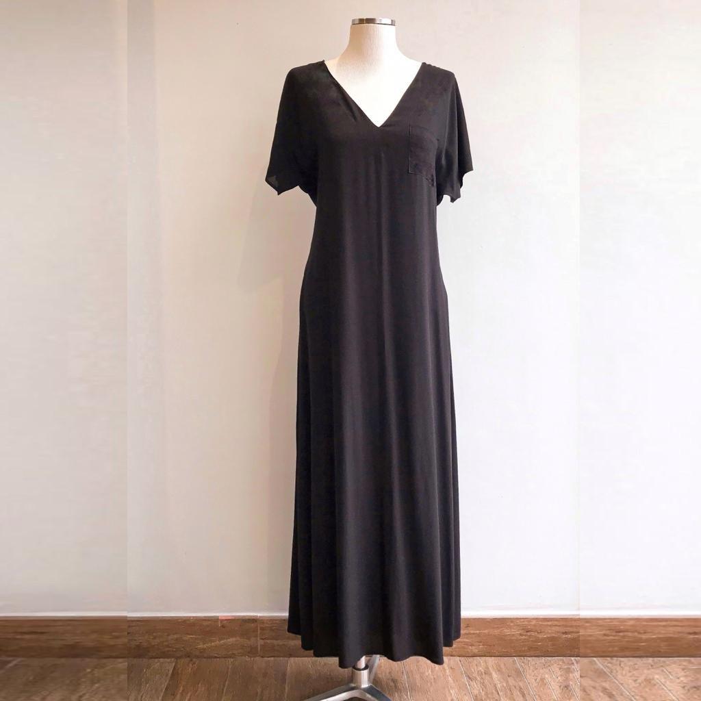 Vestido Midi Bolso Chapado 5 Marias