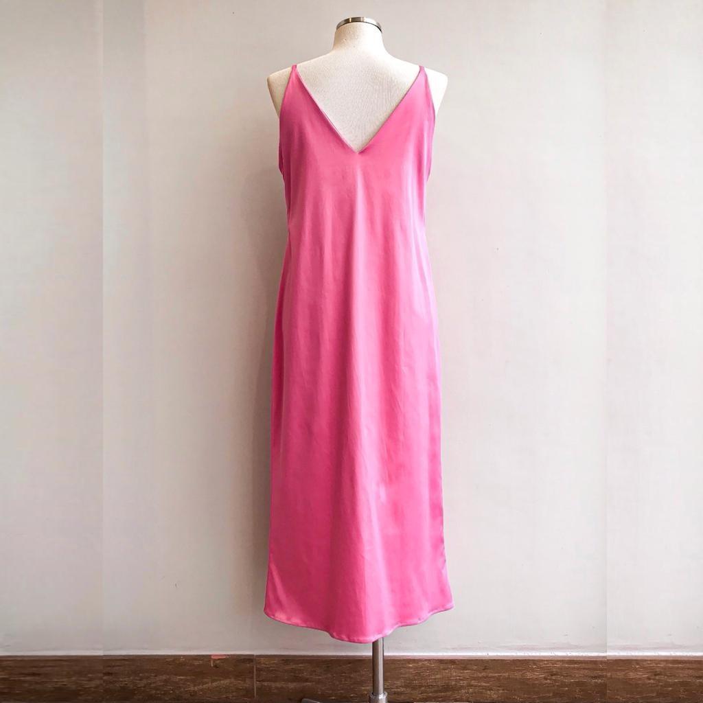 Vestido Midi Evase 5 Marias