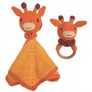 Naninha e Chocalho Girafa