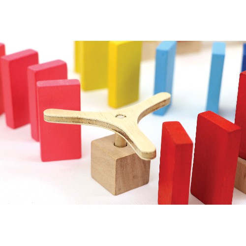 Efeito Dominó Master - 76 peças - Lume Brinquedos
