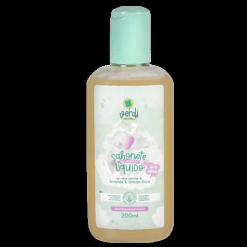 Kit Recém-nascido - Shampoo e Sabonete Líquido e Amigurumi de Polvo