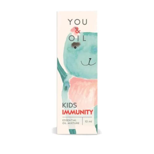 Óleo Essencial Infantil - Imunidade - You & Oil