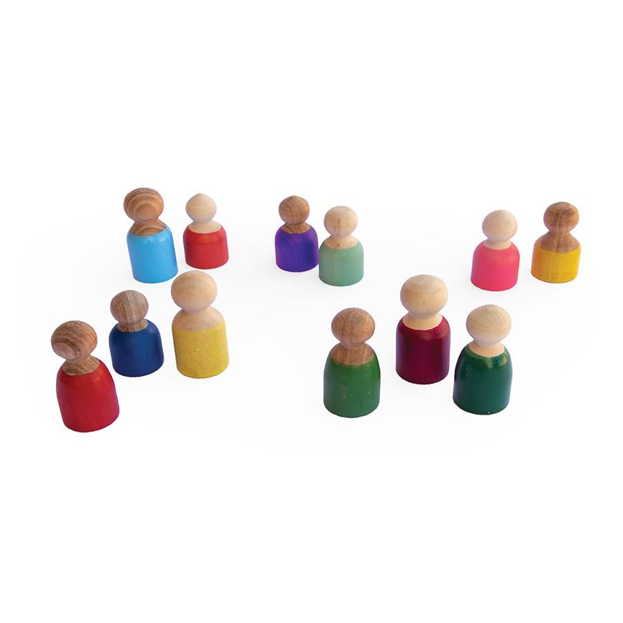 Pessoas - Lume Brinquedos