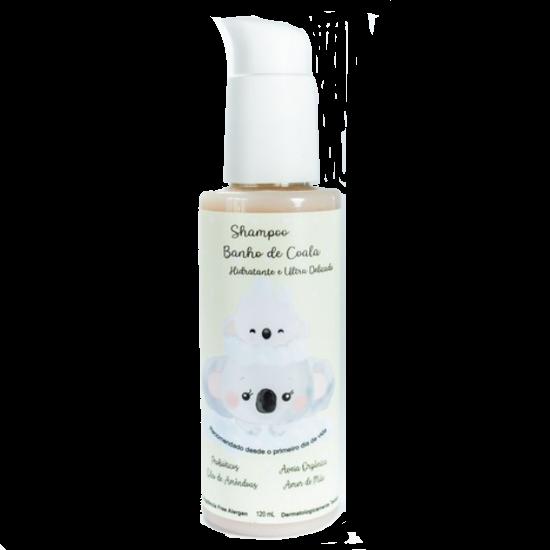 Shampoo Probiótico Banho de Coala - Bio Kinder