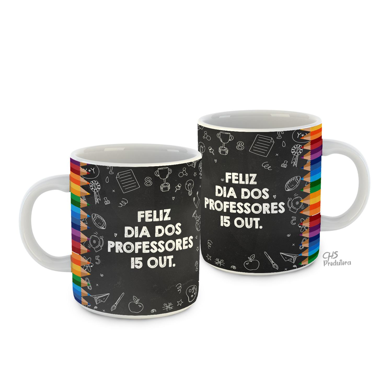 Caneca Dia dos Professores