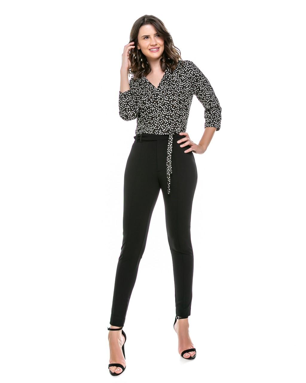 Calça Skinny Lisa