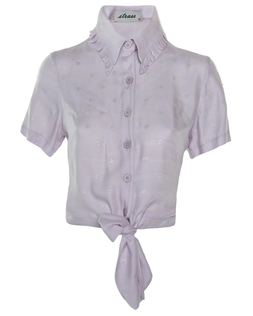 Camisa com Amarração