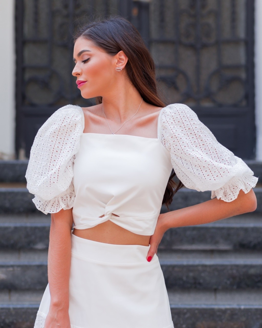 Top Cropped em Laise