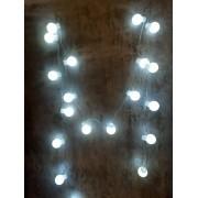 CORDAO 20 BOLAS LEDS BR 4MTS 21009